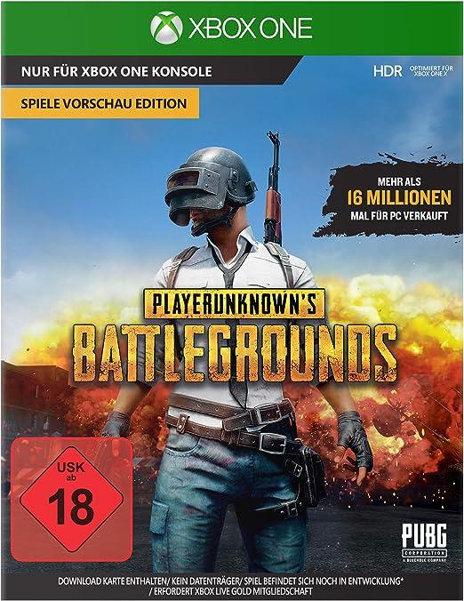 Microsoft playerunknowns battlegrounds, Xbox One vídeo - Juego (Xbox One, Xbox One, Shooter, Modo multijugador, T (Teen)): Amazon.es: Videojuegos