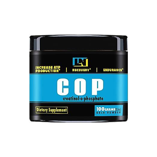 LiveLong Nutrition Creatinol-O-Phosphate CoP 100 g.3 Pound