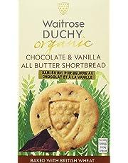 Duchy Originals Organic Chocolate and Vanilla Shortbread