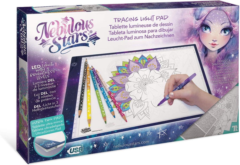 Nebulous Stars NS11351 - Alfombrilla luminosa para reproducir, multicolor , color/modelo surtido