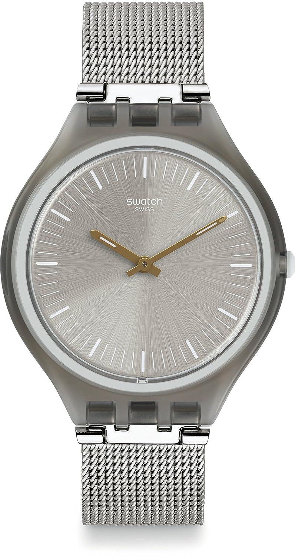 Swatch Unisex Erwachsene-Armbanduhr SVOM100M