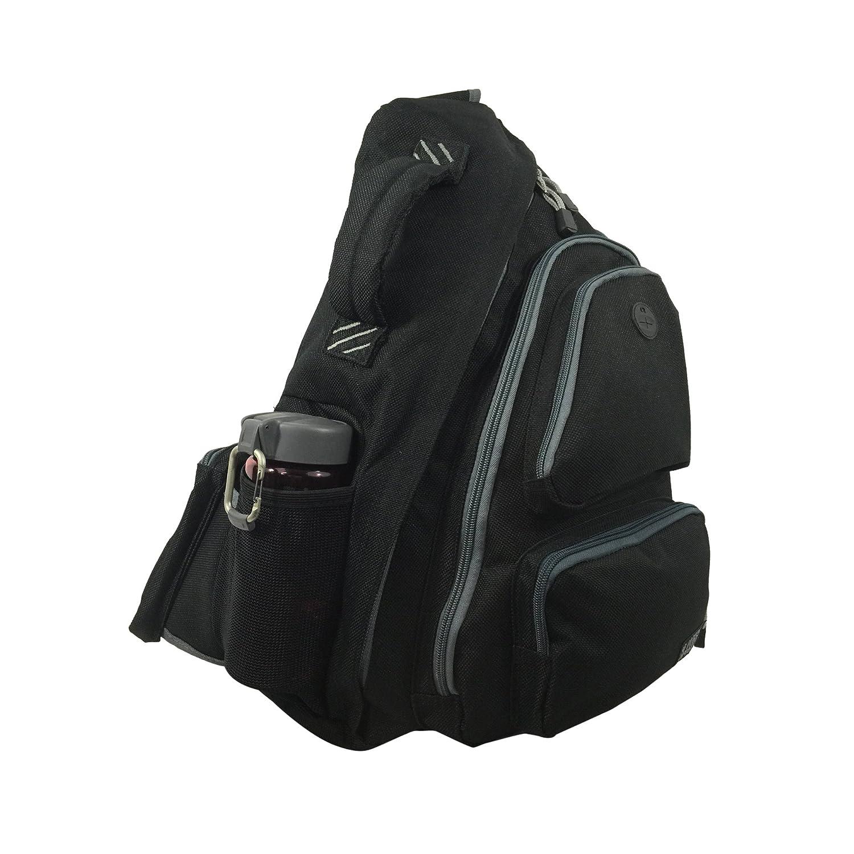 aece37b9f9 high-quality Heavy Duty Sling Laptop Backpack Student Student Cross Shoulder  Laptop Bookbag Daypack