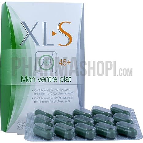 XLS Medical Mon Ventre Plat 20+