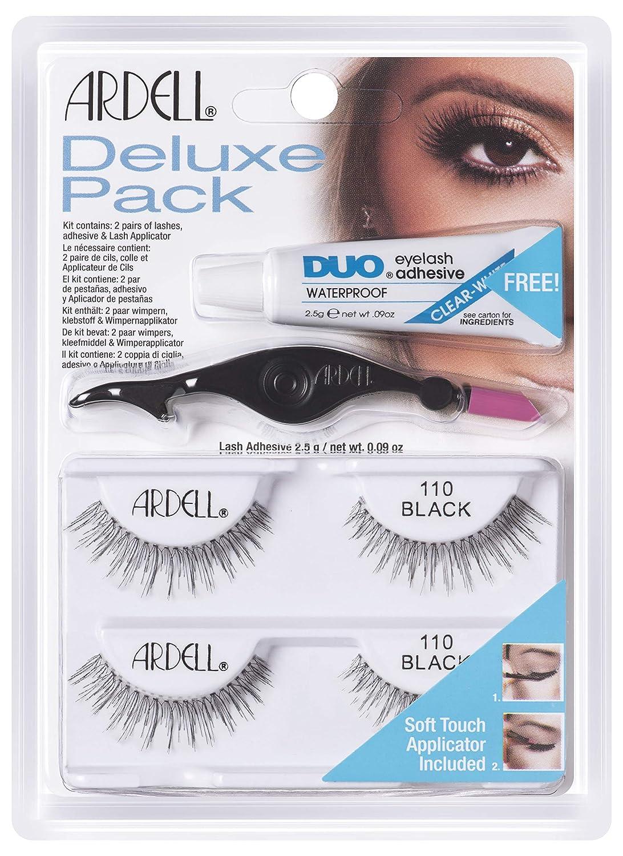 3c51f3094fa Amazon.com: Ardell Deluxe Pack Lash, 120: Beauty