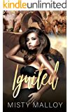 Ignited: A Reverse Harem Dragon Shifter Romance (The Orestaia Series Book 3)