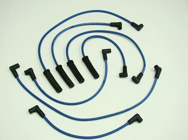 B /& B Manufacturing Corporation M4-48480 Blue Platinum Class Laser Mag Wire Set