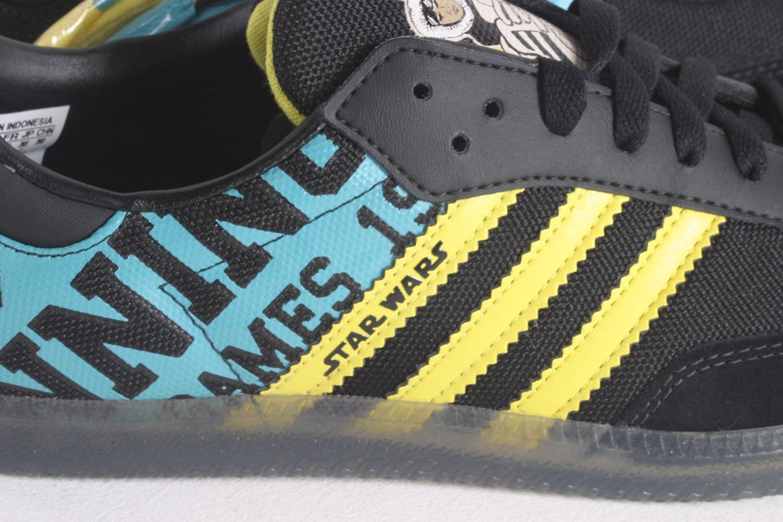 adidas samba star wars