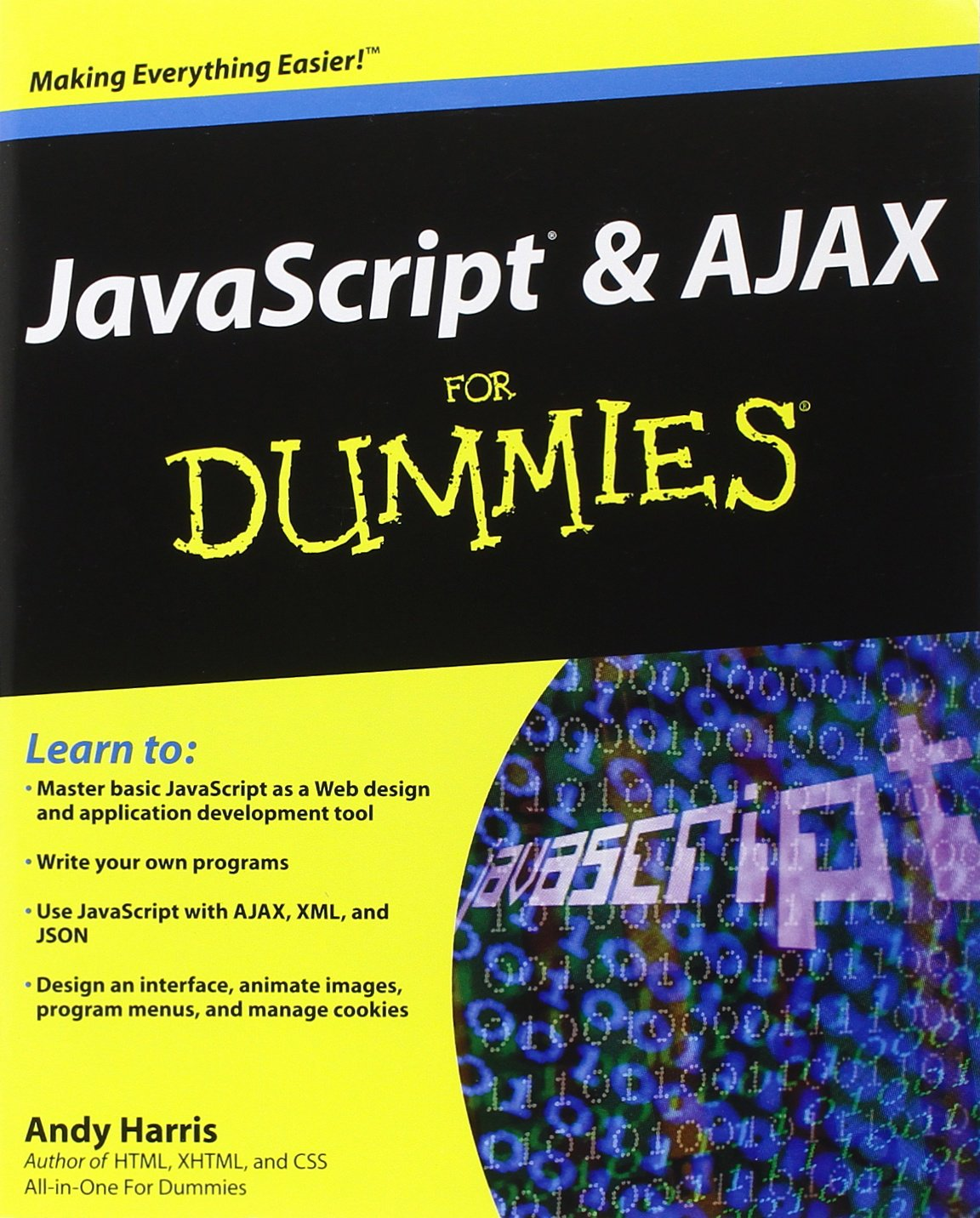 JavaScript and AJAX For Dummies
