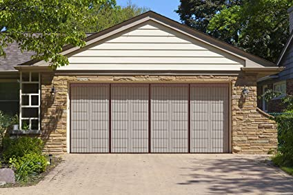 Ordinaire Liveinu Magnetic Garage Door Screen 2 Car Screen Door For Single Or Double  Garage With Upgraded