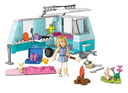 969087bcd Image Unavailable. Image not available for. Color: Mega Construx American  Girl ...