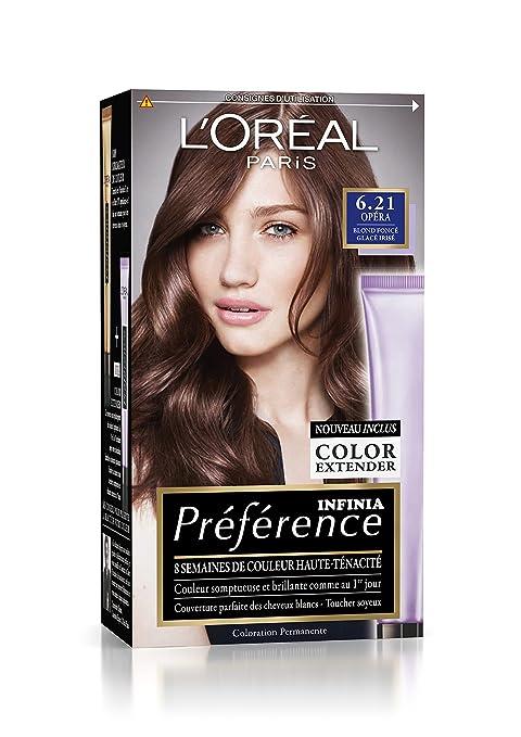 Préférence Loréal Paris Coloration Permanente 621 Blond Foncé