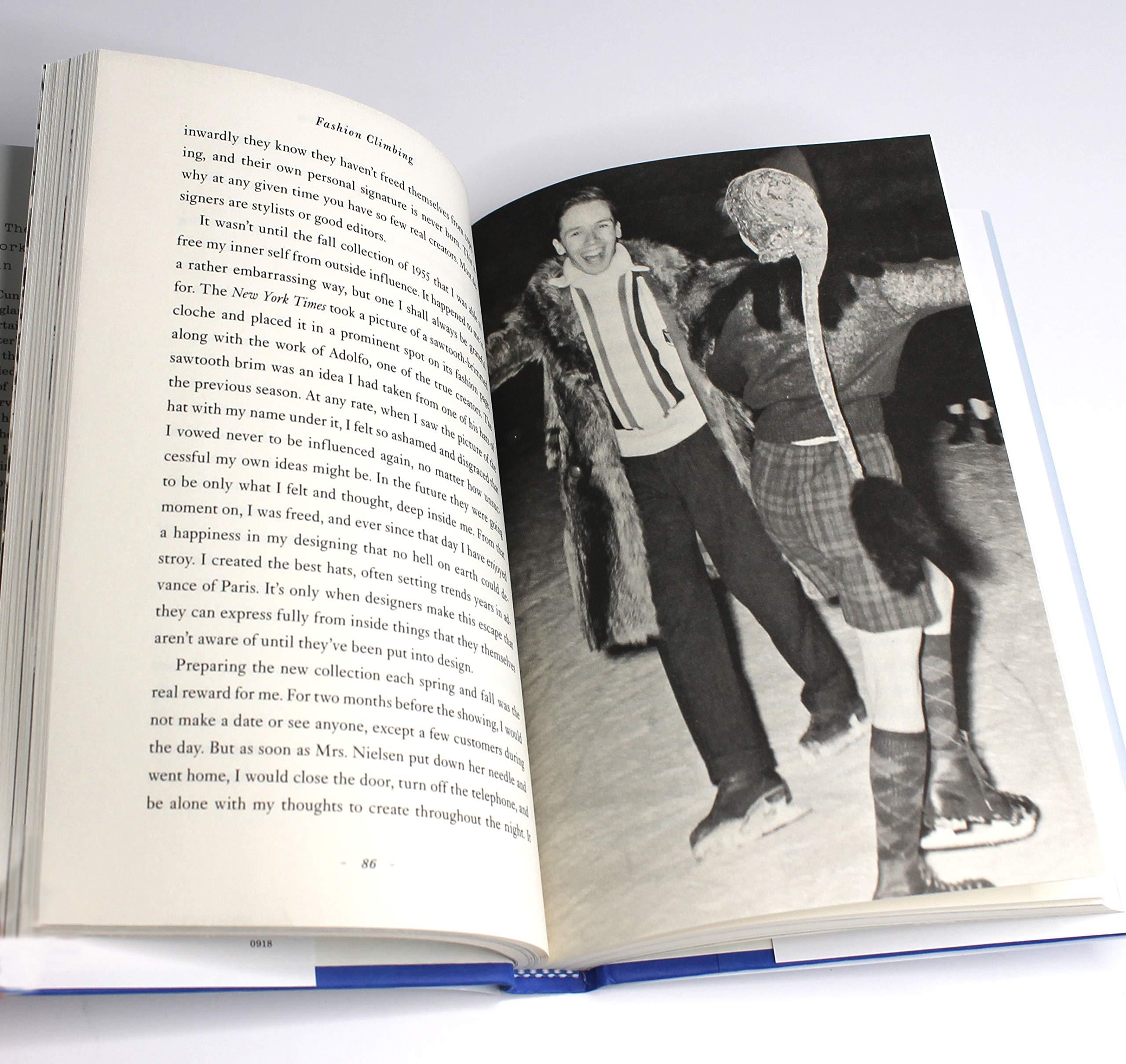 Fashion Climbing: Amazon.es: Bill Cunningham: Libros en idiomas extranjeros