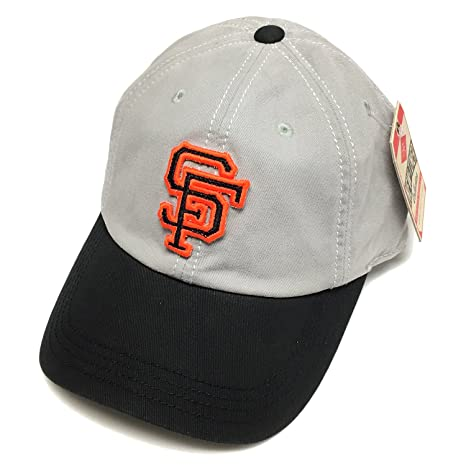 536deae0 American Needle San Francisco Giants New Timer Slouch Retro Snapback Cap