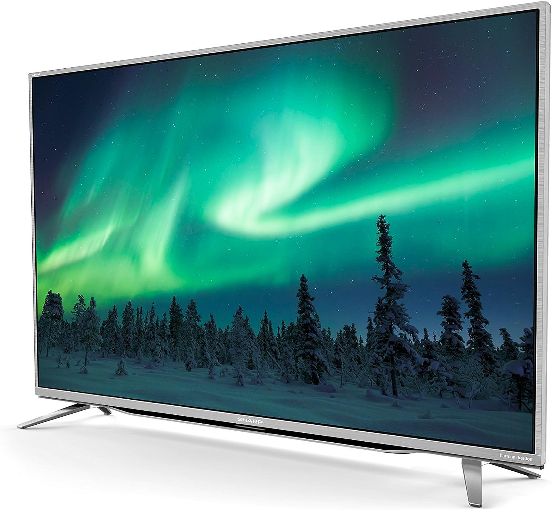 Sharp 55CUF8462-F TV LED 55