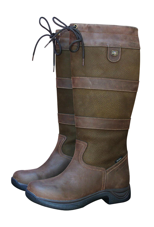 1ca139f27f9c8 Amazon.com : Dublin Ladies River Boots II Chocolate 11 : Sports ...