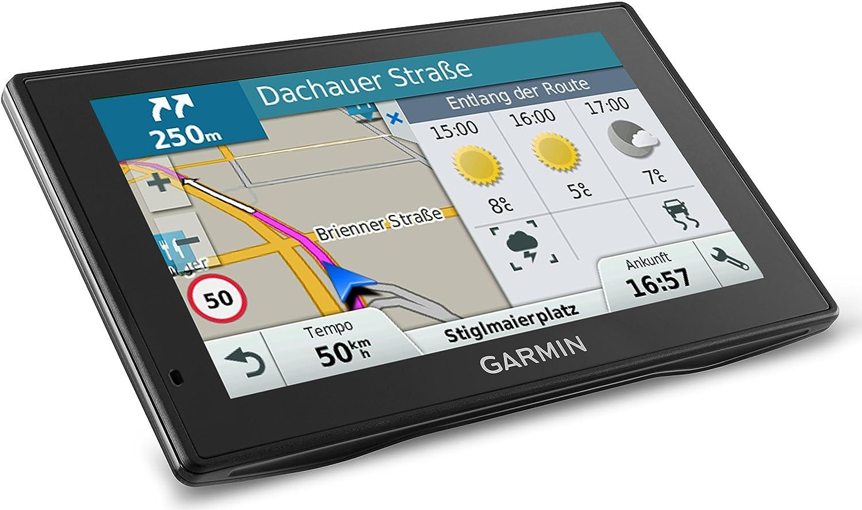 5 pouces Cartes UK et Irlande GPS Auto Garmin DriveSmart 50LM