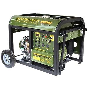 Sportsman GEN10K, 7000 Running Watts/10000 Starting Watts, Gas Powered Portable Generator