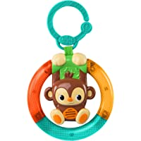Bright Starts Shake & Glow Monkey Car Seat and Stroller