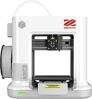 XYZ Printing da Vinci mini w 3D printer (fully assembled), Wireless, FREE for: £12 300g PLA filament, £15 maintenance tools, modelling software, and video tutorials, 15x15x15cm Built Vol.
