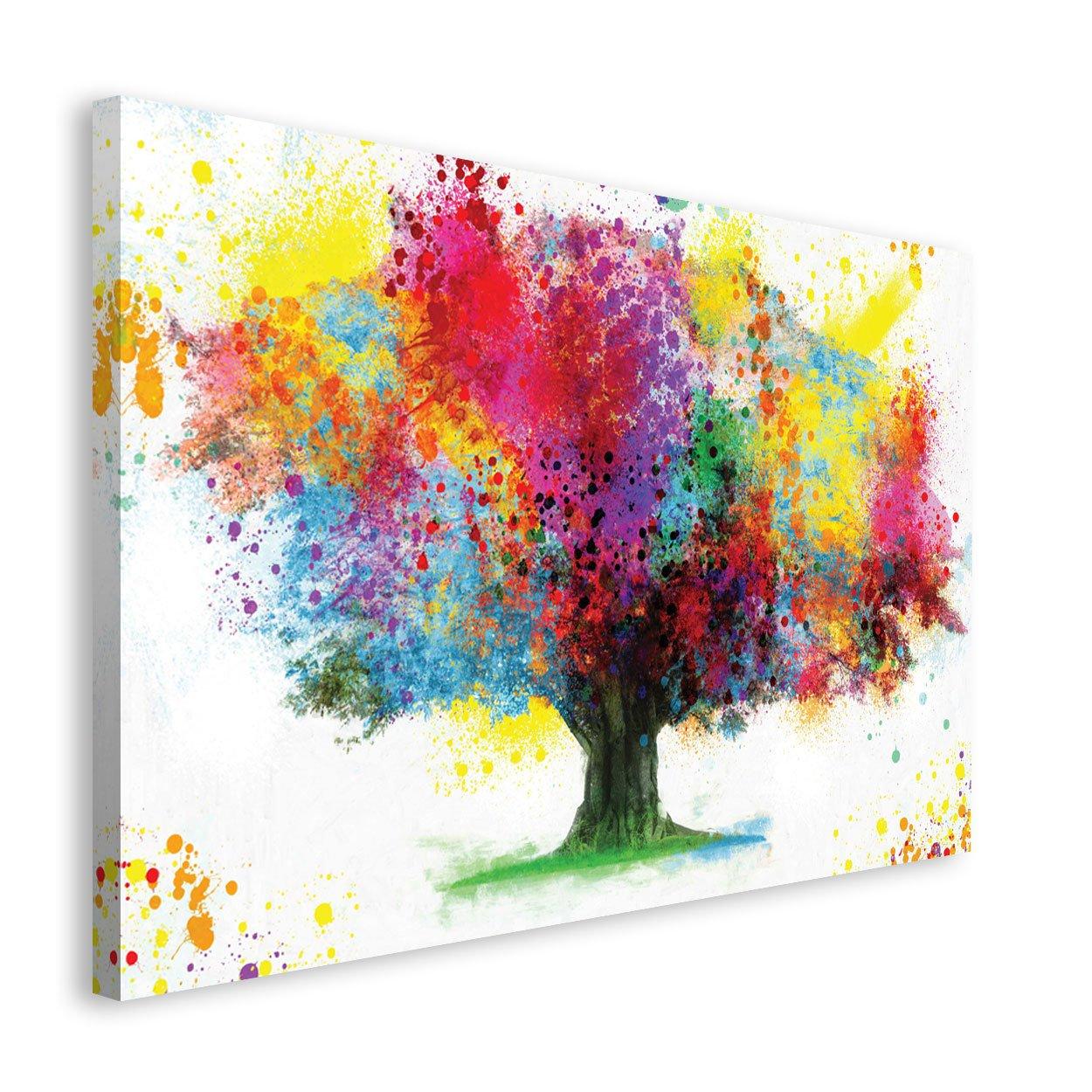 REINDERS Baum von Freuden - Wandbild 118 x 70 cm