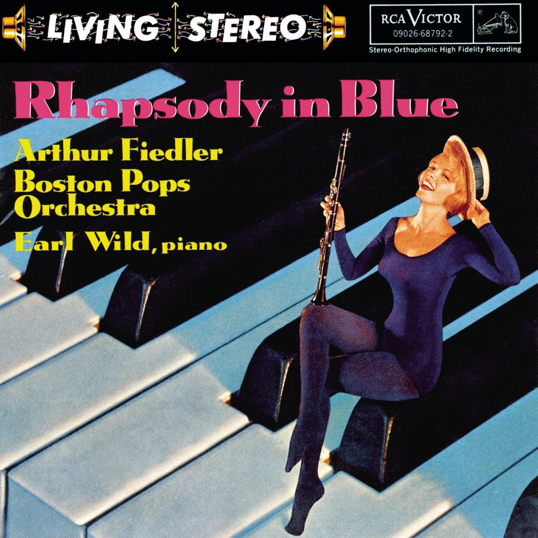Gershwin: Rhapsody in Blue; Concerto in F; An American in Paris; Variations on ''I Got Rhythm''