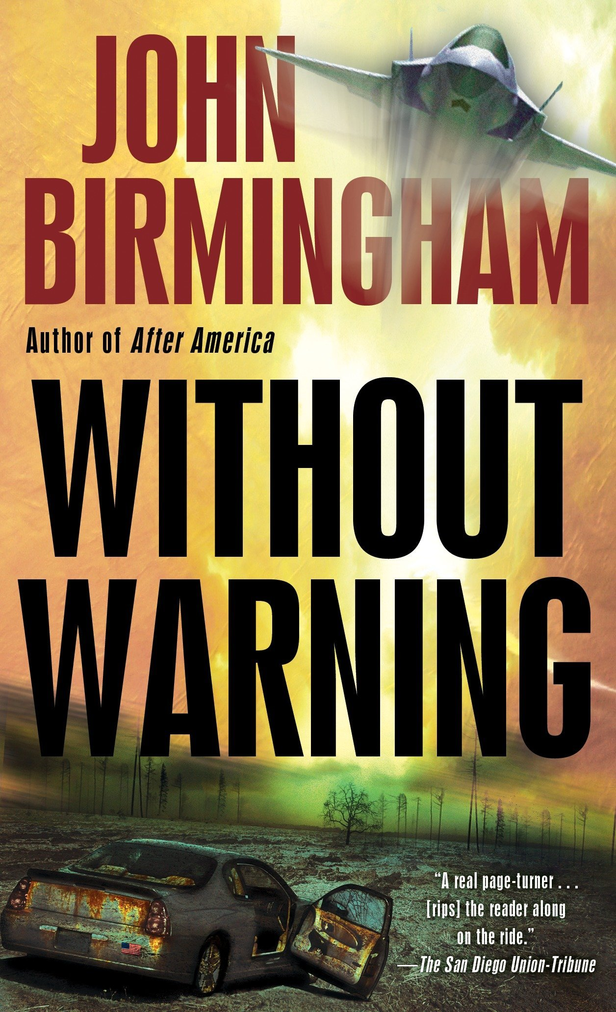 Read Online Without Warning (The Disappearance) pdf epub