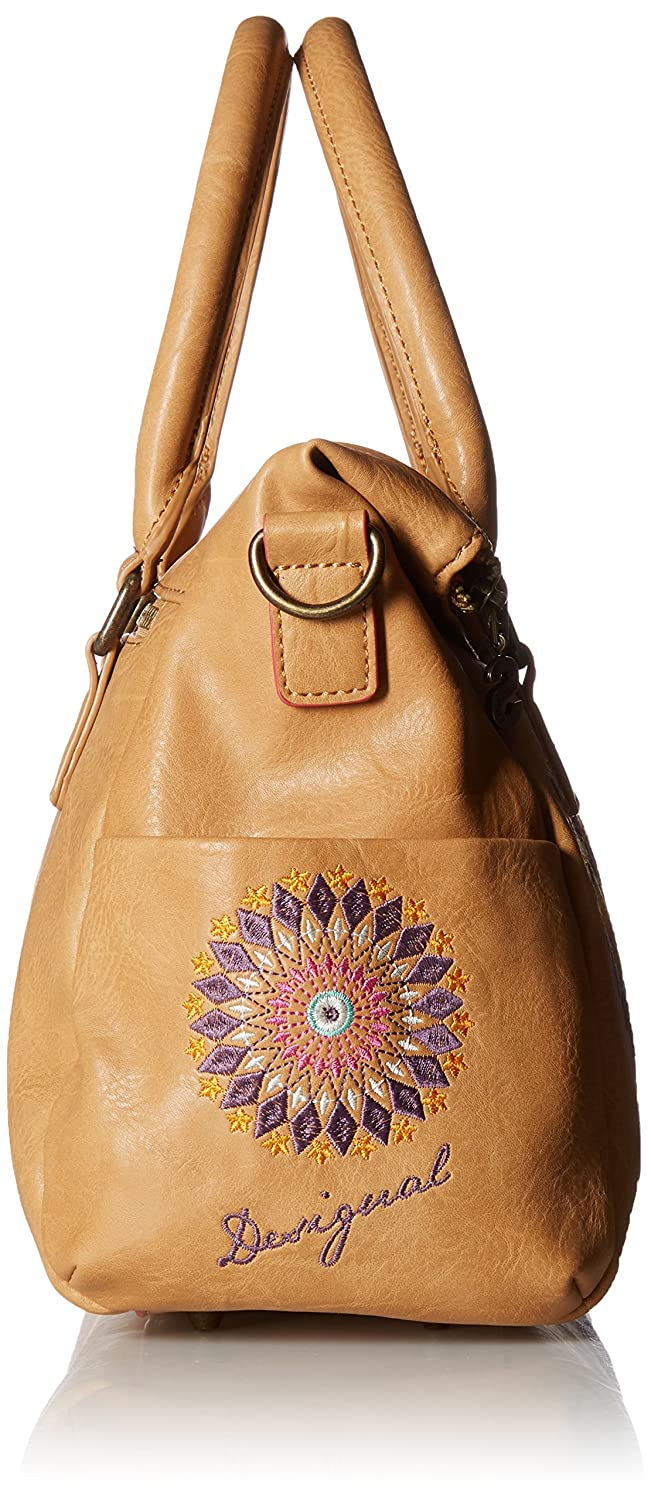 Bolso Camel U Amazon Zapatos Amelie Mujer Loverty es Desigual Y 4ABnqw7UA