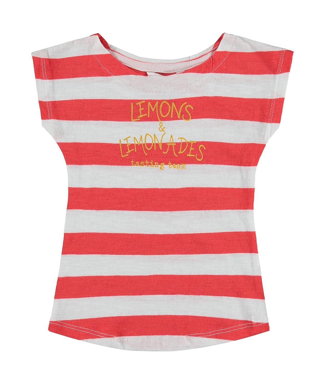Kanz Mädchen Top T-Shirt O. Arm Rosa (Azalea Pink 2035) 86 1716881