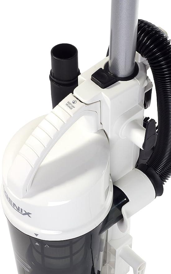 Igenix IG2416 Bagless Upright Vacuum Cleaner 1,600 W WhiteBlack
