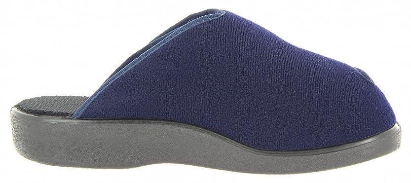 'varomed Vendajes Copenhague Las Zapatillas L, Color Azul, Talla 42 UE