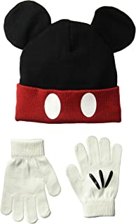 07158751 Amazon.com: Disney Minnie Mouse Girls Beanie Knit Winter Hat and ...