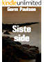 Siste side (Norwegian Edition)