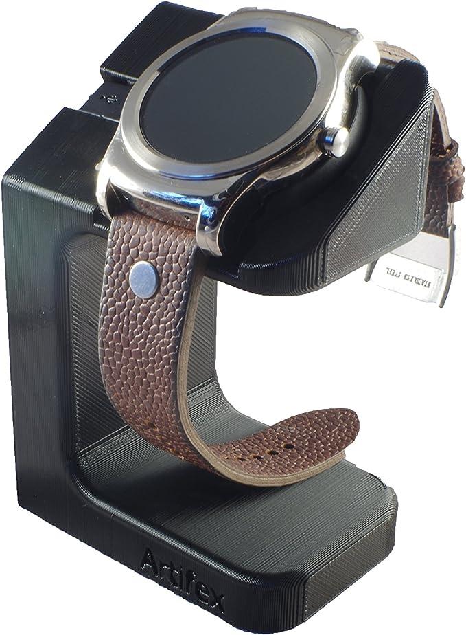 Amazon.com: LG Urbane Watch Stand, artifex carga Dock ...