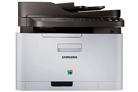 Samsung SL-C460FW - Impresora multifunción Color: Amazon.es ...