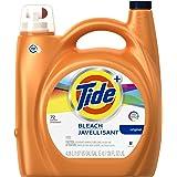 Tide Plus Bleach Alternative Liquid Laundry Detergent, Original Scent, HE Turbo Clean, 138 oz, 72 loads