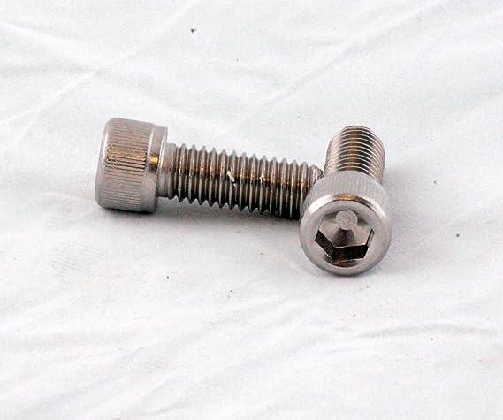Pick Size /& Qty #6-32 Allen Socket Head Cap Screws Bolts Alloy Zinc COARSE