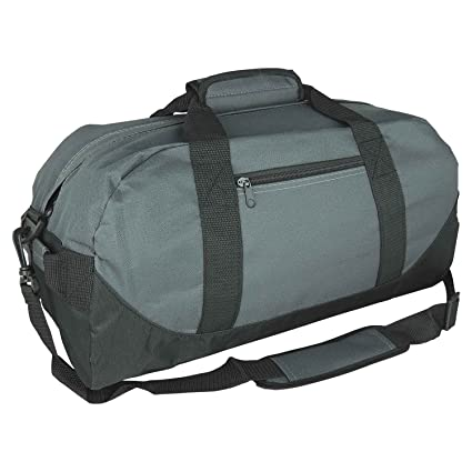 "a119c3ba9 iEquip 12"" 14"" 18"" 21"" Duffle Bag, Gym, Travel Bag"