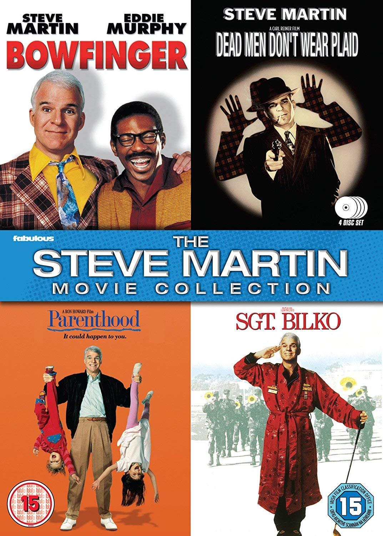 The Steve Martin Collection [Reino Unido] [DVD]: Amazon.es ...