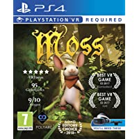Moss VR for PlayStation 4