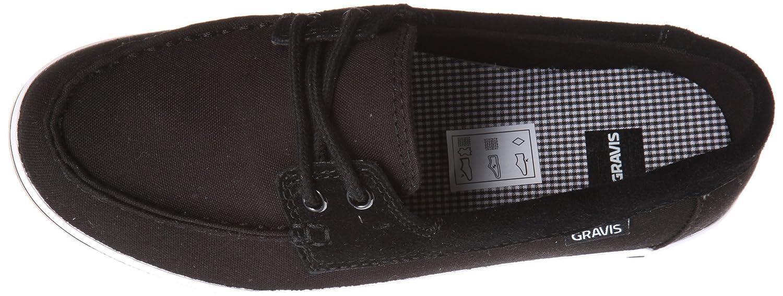 Gravis YACHTMASTER WNS 268910, Chaussures à lacets femme - Noir 001, 35 EU