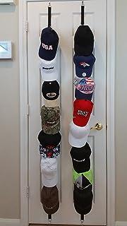 Baseball Cap Rack Storage. Gorgeous 2PK Hat Racks For Ball Caps, Excellent  Ball Cap