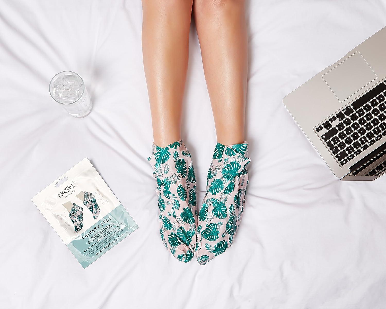 Resultado de imagen para Thirsty Feet Foot Mask
