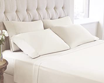 ef5613d5e1 Snuggle Sheet Sets (6 Piece) Ultra Soft Double Brushed Microfiber 1800  Bedding Collection -
