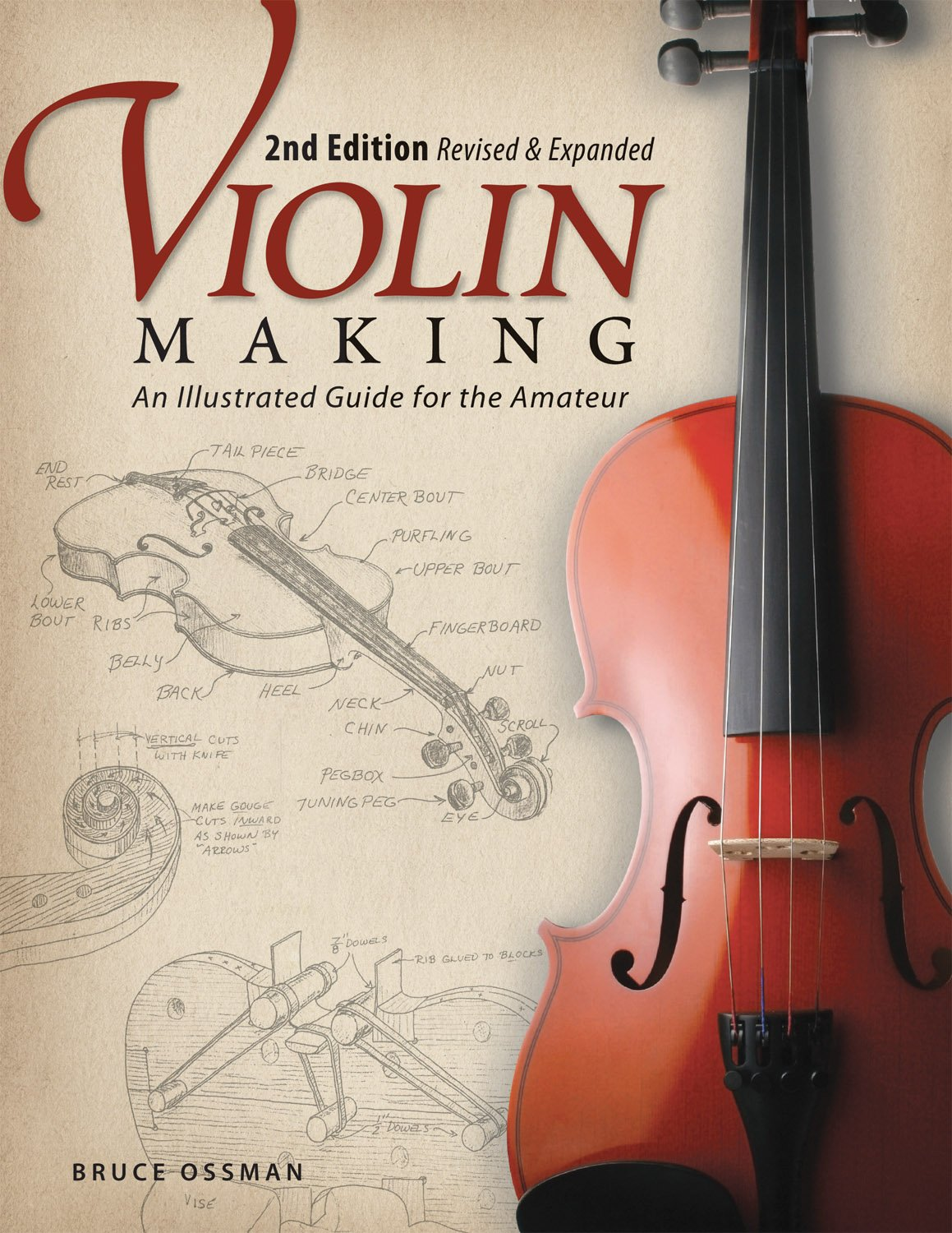 Literature craft and voice 2nd edition - Violin Making Second Edition Revised And Expanded An Illustrated Guide For The Amateur Bruce Ossman 9781565234352 Amazon Com Books
