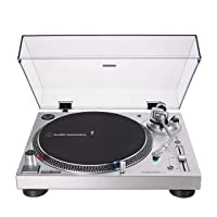 Audio-Technica Direct-Drive Turntable AT-LP120XUSB-SV