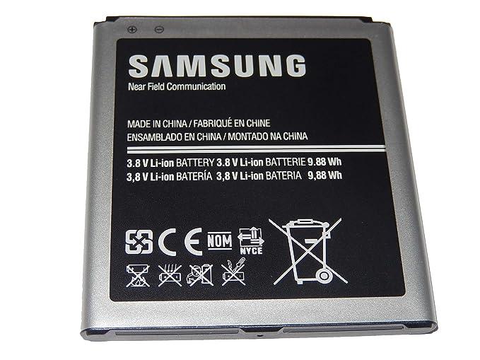 2 opinioni per Original Li-Ion batteria 2600mAh (3.8V) con NFC per smartphone Samsung Galaxy