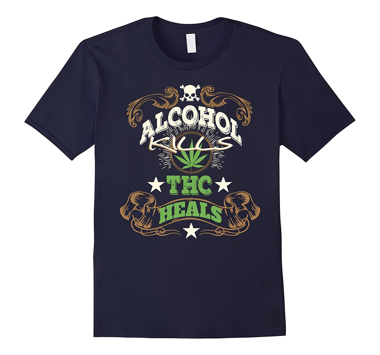 Alcohol T-Shirt-BN