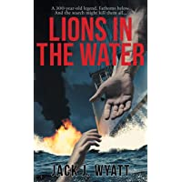 Lions in the Water