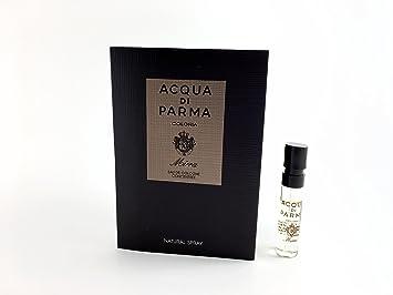 f4b3c6b5c5477 Amazon.com  Acqua di Parma Colonia Mirra Eau de Cologne Concentree for Men  - .05 oz. Sample Spray  Beauty
