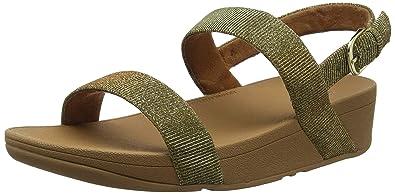 b3814e2d1 Fitflop Women s Lottie Sandal - Holiday Glitz Open Toe